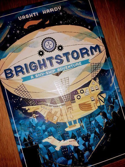 Brightstorm book cover