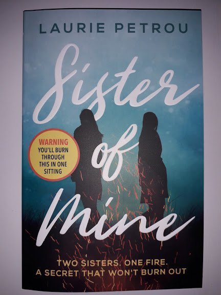 Sister if Mine by Lauria Petrou